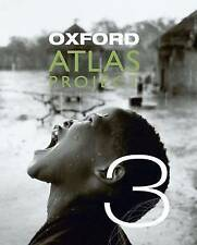 NEW Oxford Atlas Project 3 by JOHNSTON Spiral Book
