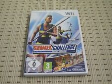 Summer Challenge Athletics Tournament für Nintendo Wii und Wii U *OVP*