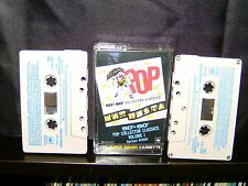 VARIOUS – POP COLLECTOR CLASSICS VOL 1 - RARE AUSTRALIAN DOUBLE CASSETTE TAPE