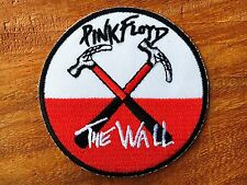 New Pink Floyd Sew Iron On Patch Embroidered Rock Band Logo Badge