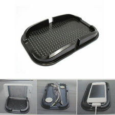 CAR DASHBOARD PAD MAT BLACK DURABLE ANTI SLIP PHONE GPS HOLDER STAND STICKY