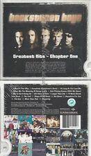 CD--BACKSTREET BOYS--GREATEST HITS-CHAPTER ONE -DISCBOX SLIDER-