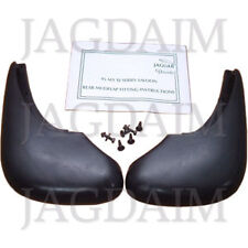 Jaguar XJ6 Rear Mud Flap Splash Guard set 1995 - 1997 JLM11972