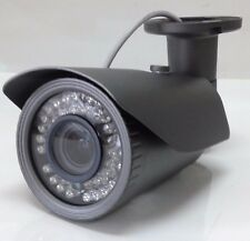 HD-CVI 1080p 2.4MP Motorized Zoom Auto Focus 2.8-12mm VF Bullet Camera Sony CMOS