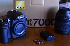 Nikon D7000 DSLR Camera + Starter Kit with 18-105mm VR Lens