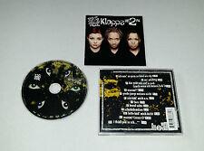 CD  Tic Tac Toe - Klappe die 2te  12.Tracks  1997  04/16