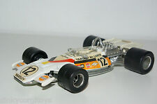 POLITOYS FX-5 FX5 FX 5 YARDLEY MC LAREN M19 FORMULA 1 F1 RACING CAR NEAR MINT