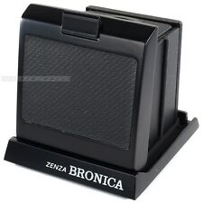 Scarce Zenza BRONICA WAIST LEVEL FINDER S for SQ SQ-A SQ-Ai SQ-Am SQ-B