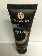 collection naturally matt foundation BRONZE 6
