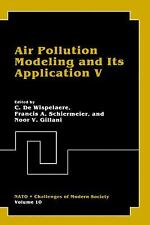 Nato Challenges of Modern Society: Air Pollution Modeling and Its Application...