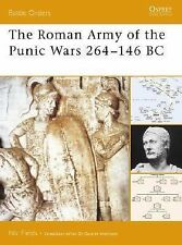 """NIC FIELDS """"The Roman Army of the Punic Wars 264-146 BC"""" Osprey Publishing"""