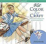 American Girl Kit Color & Craft New Make Scotty Typewriter Cards Wreath Calendar