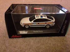 Schuco 1/43 Vauxhall Vectra 1997 Metropolitan  Police  new model car