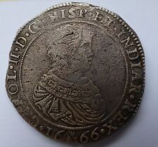 1666 DUCANTON SPANISH NETHERLANDS, THE HOLLANDIA SHIPWRECK WITH SOTHEBY TICKET