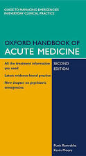 Oxford Handbook of Acute Medicine 2e - Book and PDA Pack (Oxford Handbooks Serie