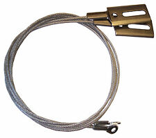1961-1964 Pontiac Catalina, Bonneville convertible side tension hold down cables