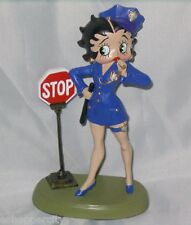 "Betty Boop  4.5"" Police Resin Figure Uniform New York 35003.jpg"