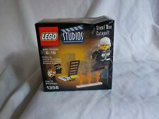 "LEGO Studios ""Stunt Man Catapult"" Small Building Toy"
