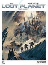 Lost Planet, Massimo Dall'oglio, Guillaume Dorison, New