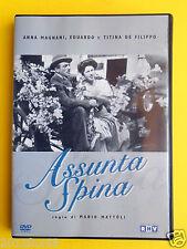 dvd film movies anna magnani assunta spina eduardo de filippo titina de filippo