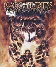 Black Veil Brides - Alive And Burning (2015) - New - Digital Video Disc