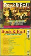 CD - ROCK' N' ROLL avec LITTLE RICHARD, BILL HALEY, THE CHAMPS, JERRY LEE LEWIS
