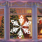 Christmas Snowflake Large Art Decal Vinyl Sticker For Window Or Wall