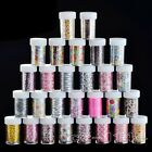 Newest 56Design 100*4cm Fashionable Nail Art Transfer Craft Foil Sticker ASeries