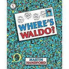 Where's Waldo?, Handford, Martin, HC BRAND NEW ~ HTF ~