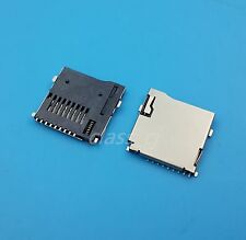 10Pcs Push/Push Type TF Micro SD Card Solder Socket Memmory Card Connector