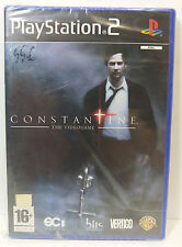 CONSTANTINE PS2 PLAYSTATION 2 TWO EUROPEAN PAL BRAND NEW & SEALED