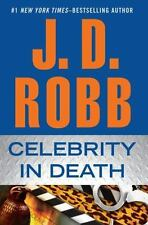 Celebrity In Death (Wheeler Publishing Large Print Hardcover) by Robb, J. D.