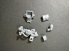 Warhammer 40k Space Marines Sternguard Veteran Heavy Bolter Bits