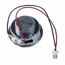 "1 PCS 1.7"" inch 4Ohm 4Ω 3W Full-range Audio Speaker Stereo Woofer Loudspeaker"