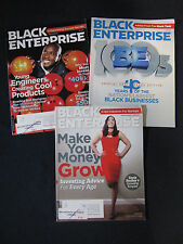 Black Entertainment  Magazine: April, May, June 2012 - Includes Shipping!!