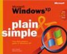 Marianne Moon, Jerry Joyce Microsoft Windows XP  Plain & Simple Very Good Book