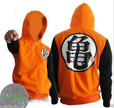 Dragon ball Z Son Goku Clothing Hooded Sweatshirt Anime Cosplay Hoodie#89