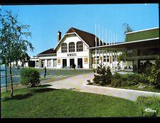 VAIRES-SUR-MARNE (77) VELO-SOLEX à la GARE & BANQUE animées en 1991