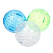 Cute Pet Toy Ball Mice Gerbil Hamster Jogging Playing Exercise Ball Random Color