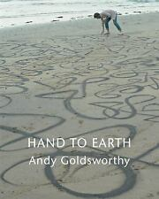 Hand To Earth Andy Goldsworthy Sculpture 1976-1990 Friedman Drawings Photos Art