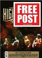 HIGHWAYMEN - LIVE AT THE NASSAU COLISEUM DVD with BONUS BEST OF CD *NEW*