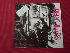 "Red Guitars:  Be with me 7""  NM  Ex shop stock"