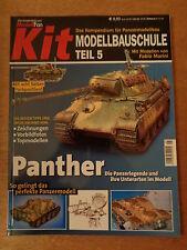 Rivista ModellFan - Kit Scuola costruzione modello Parte no. 5