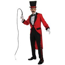 Ring Master Costume Halloween Fancy Dress