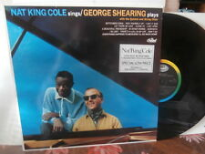 "nat king cole""sings the george shering quintet plays"".lp12""capitol:uk.de 1986"
