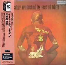 EAST OF EDEN Mercator Projected  ( 1969 ) Japan Mini LP CD UICY-9036