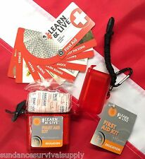 Learn&Live cards with first aid kit emergency disaster prepare UST survival gear