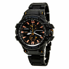 Casio GWA1000FC-1A4 Men's G-Shock Black Dial Black Resin Strap Alarm Dive Watch