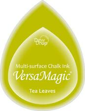 Stempelkissen Kreide D.Drop Versa Magic Chalk Ink tea leaves