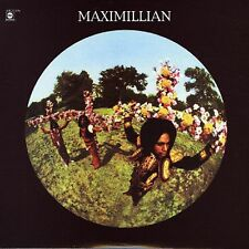 MAXIMILLIAN Hard Rock Psych Trio 1969 ABC RECORDS Sealed Vinyl LP